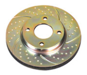 Ram SRT 10 brake pads and rotors