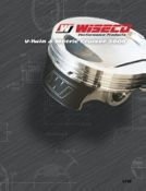 WISECO CUSTOM PISTONS FOR GEN III VIPER