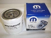 VIPER RAM SRT10 WHITE HI FLOW OEM OIL FILTER