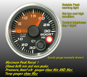 SRT AIR FUEL GAUGE WITH WARNING