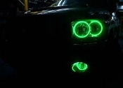 Dodge Ram 2002-2005 ORACLE CCFL Fog Light Kit