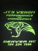 JTS VENOM PERFORMANCE LLC GEAR!