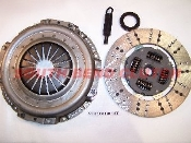 SOUTH BEND STAGE 2 ENDURANCE REPLACEMENT CLUTCH SRT10 04/06