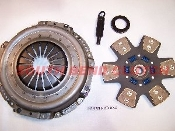 SOUTH BEND STAGE 2 DRAG REPLACEMENT CLUTCH SRT 10 04/06