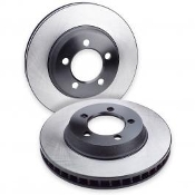 RAM SRT 10 STANDARD REAR REPLACEMENT ROTORS